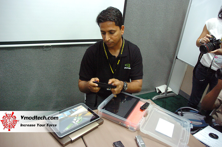 3 NVIDIA Demos Tegra 3 Tablet @ Computex 2011