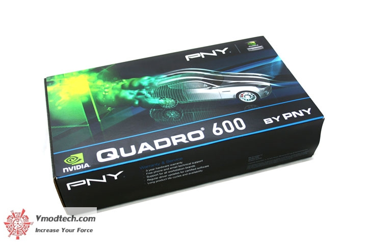 mg 3562 PNY QUADRO 600 1GB GDDR3 Review