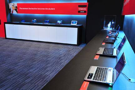 amd computex 08 AMD ปูทางสู่เดส์กทอปเจนเนอเรชั่นใหม่ ด้วยพลังแรงจากชิพเซ็ท ซีรี่ส์ 9