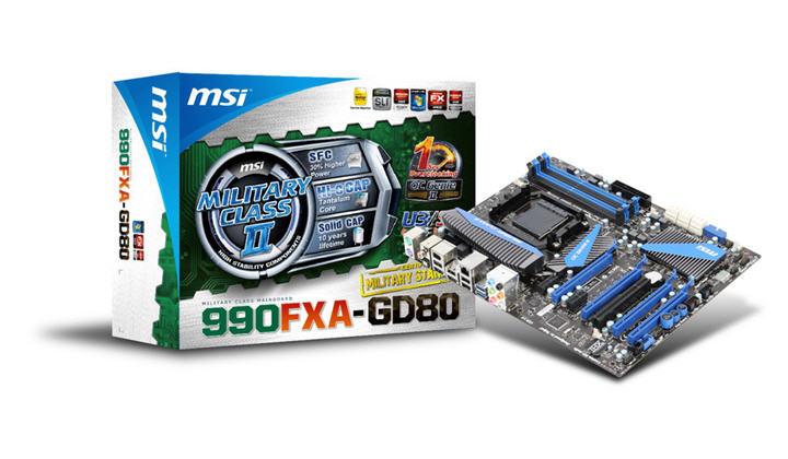 pic1 เปิดตัวอย่างเป็นทางการแล้วกับสุดยอดเมนบอร์ด MSI AMD 9 Series