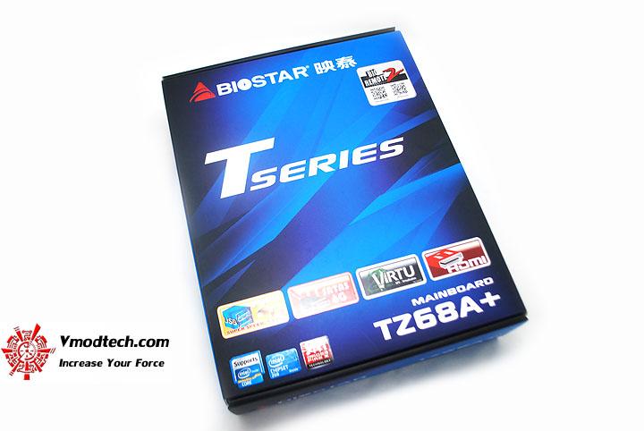 1 BIOSTAR TZ68A+ Motherboard Z68