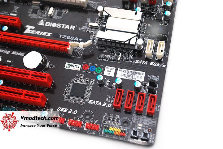 10 BIOSTAR TZ68A+ Motherboard Z68