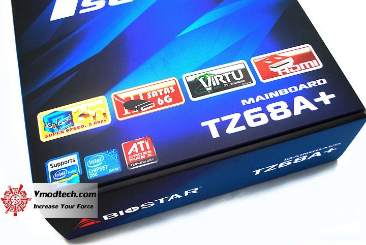 2 BIOSTAR TZ68A+ Motherboard Z68
