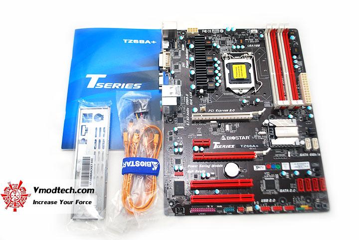 4 BIOSTAR TZ68A+ Motherboard Z68