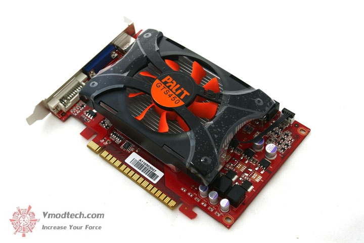 mg 3828 PaLiT Geforce GTS 450 1GB GDDR3 Review