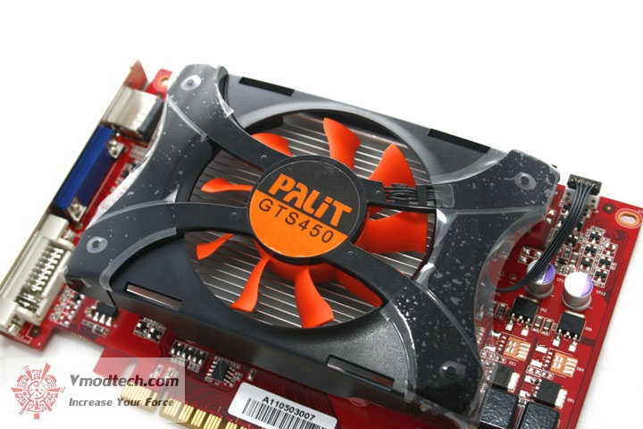mg 3856 PaLiT Geforce GTS 450 1GB GDDR3 Review