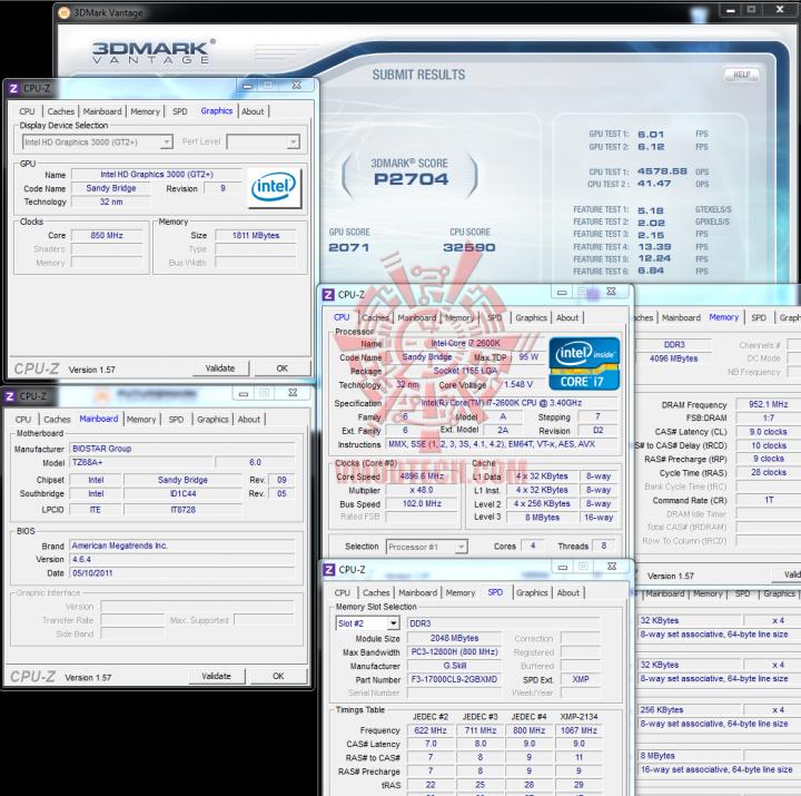 vantage 720x715 BIOSTAR TZ68A+ Motherboard Z68