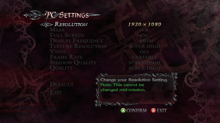 devilmaycry4 benchmark dx10 2011 06 07 22 28 25 32 PaLiT Geforce GTS 450 1GB GDDR3 Review