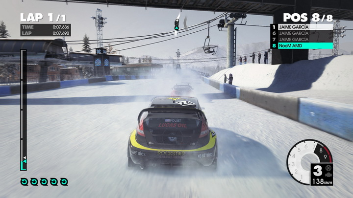 dirt3 game 2011 06 12 20 41 43 78 PaLiT Geforce GTS 450 1GB GDDR3 Review