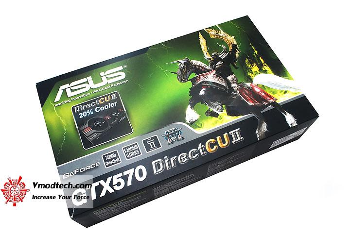 a ASUS GeFORCE GTX570 DirectCUII