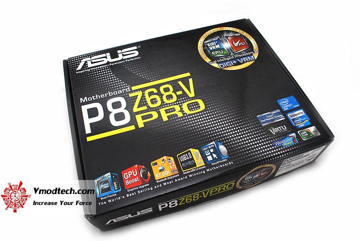 a ASUS P8Z68 V PRO Motherboard