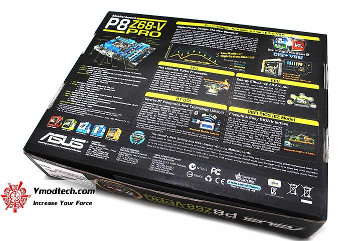 b ASUS P8Z68 V PRO Motherboard