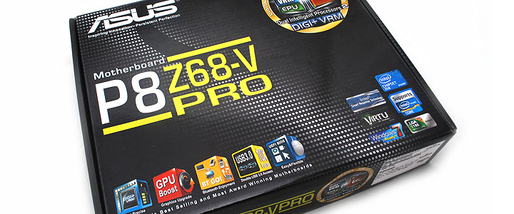 main1 ASUS P8Z68 V PRO Motherboard