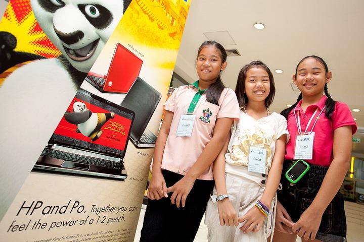 019 เอชพี ส่งเสริมการเรียนรู้นอกห้องเรียน จัดทริปพิเศษสำหรับเยาวชนไทย เปิดประตูสู่โลกแอนิเมชั่น