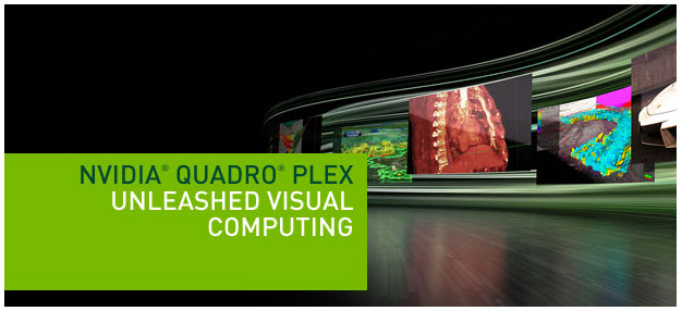plex Nvidia Quadro Scalable Visualization Solutions