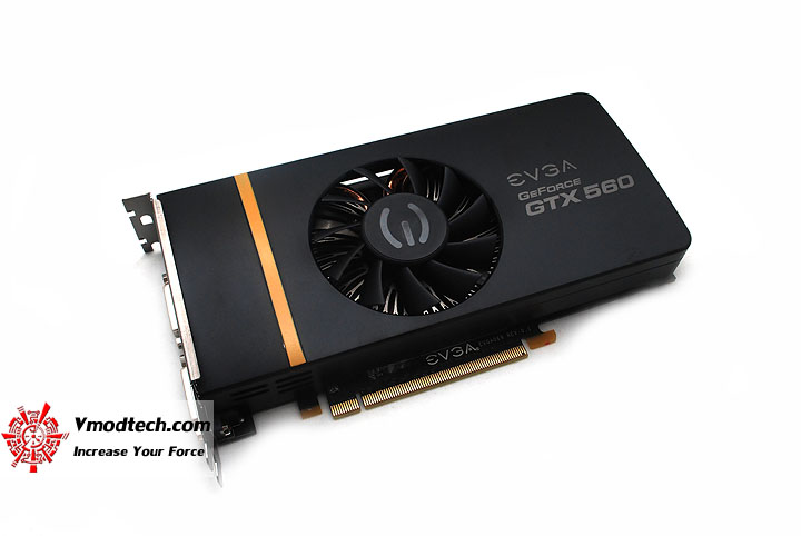 i EVGA GeForce GTX560 Superclocked