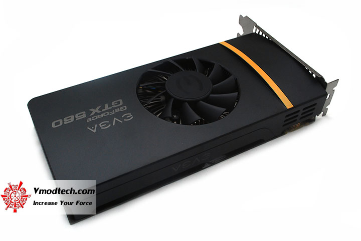 l EVGA GeForce GTX560 Superclocked