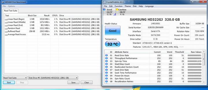 aida64 disk1 OCZ AGILITY3 SSD 60GB SATA III Review