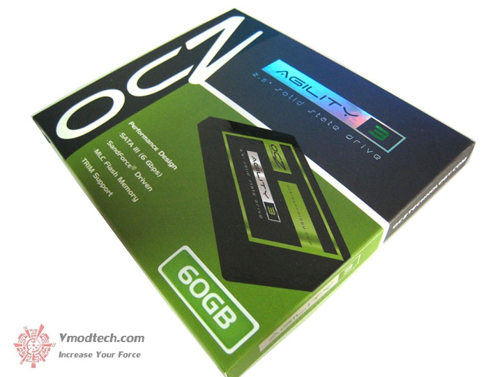 img 0647 OCZ AGILITY3 SSD 60GB SATA III Review