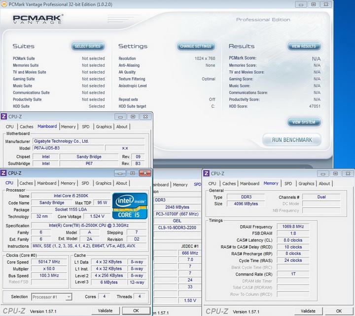 pcmark vantage aa OCZ AGILITY3 SSD 60GB SATA III Review