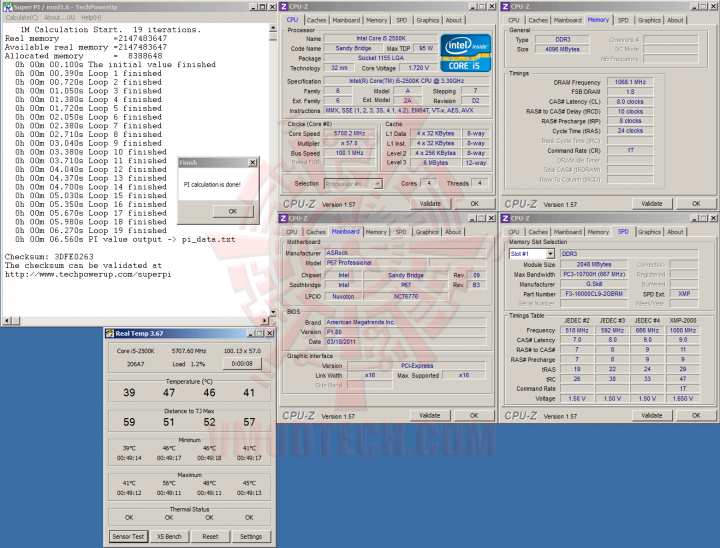 6560 2 720x548 intel Core i5 2500K with H2O Challenge SuperPI 1M Thailand Record