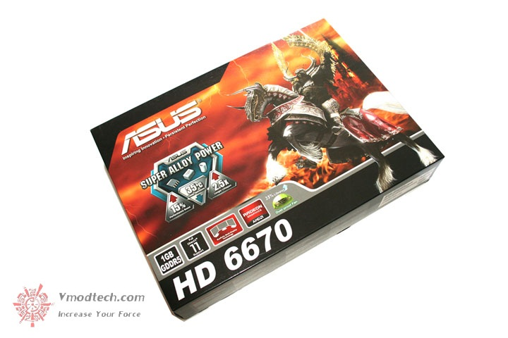 img 4093 ASUS Radeon HD 6670 1GB GDDR5 Review