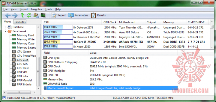 aida64 cpuzlib 720x342 ASRock H67M ITX : Review