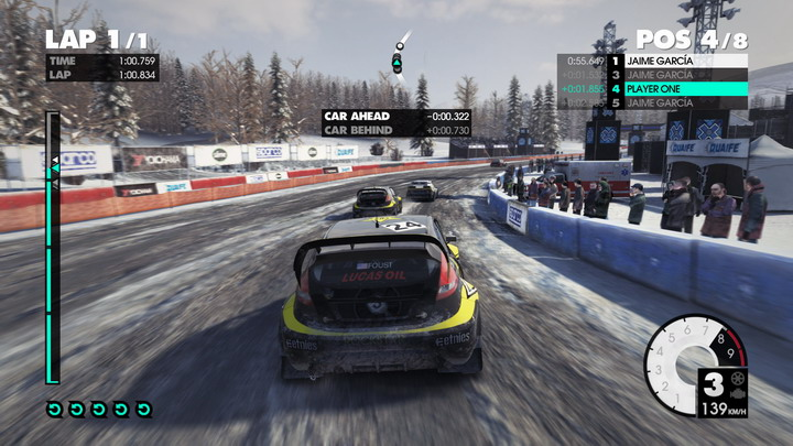 dirt3 game 2011 06 28 21 09 15 68 AMD Liano A8 3850APU on ASUS F1A75 M PRO Review