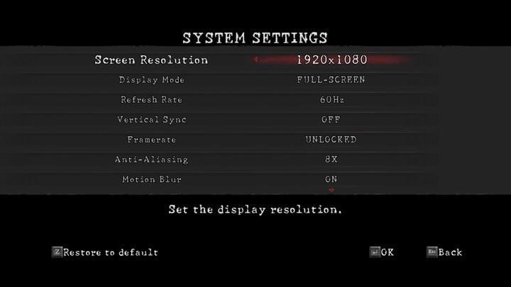 re5dx10 2011 06 28 21 14 56 17 AMD Liano A8 3850APU on ASUS F1A75 M PRO Review