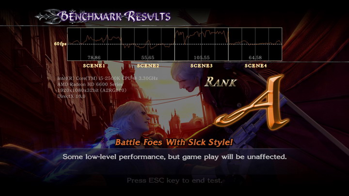 devilmaycry4 benchmark dx10 2011 06 23 22 31 25 42 ASUS Radeon HD 6670 1GB GDDR5 Review