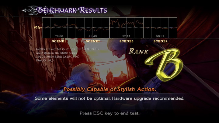 devilmaycry4 benchmark dx10 2011 06 24 20 26 55 80 ASUS Radeon HD 6670 1GB GDDR5 Review
