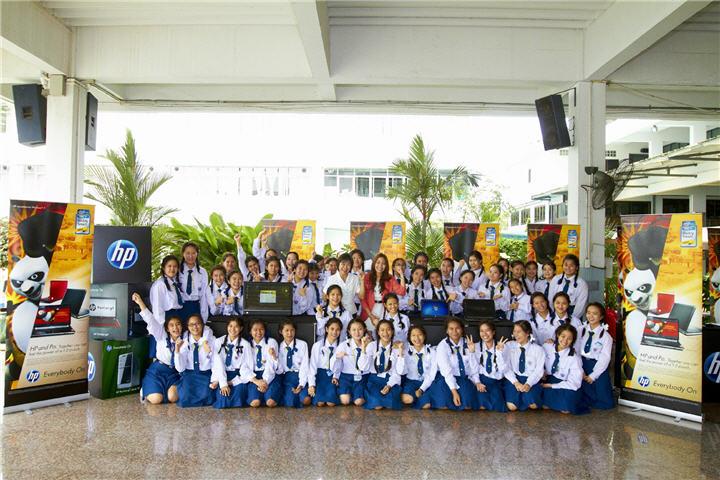 img 2143  เอชพี จัดกิจกรรมส่งเสริมความสามารถเยาวชนไทย เปิดโลกเทคโนโลยีล้ำสมัย เพิ่มพูนการเรียนรู้นอกห้องเรียน