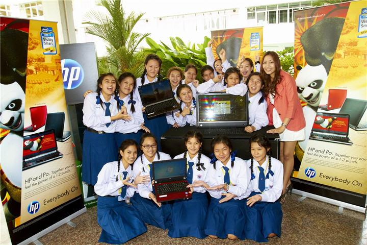 img 2159  เอชพี จัดกิจกรรมส่งเสริมความสามารถเยาวชนไทย เปิดโลกเทคโนโลยีล้ำสมัย เพิ่มพูนการเรียนรู้นอกห้องเรียน