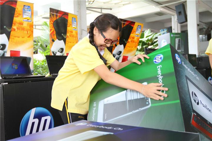 img 2251  เอชพี จัดกิจกรรมส่งเสริมความสามารถเยาวชนไทย เปิดโลกเทคโนโลยีล้ำสมัย เพิ่มพูนการเรียนรู้นอกห้องเรียน