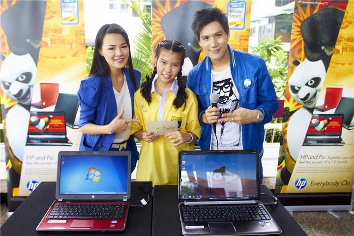 img 2316  เอชพี จัดกิจกรรมส่งเสริมความสามารถเยาวชนไทย เปิดโลกเทคโนโลยีล้ำสมัย เพิ่มพูนการเรียนรู้นอกห้องเรียน
