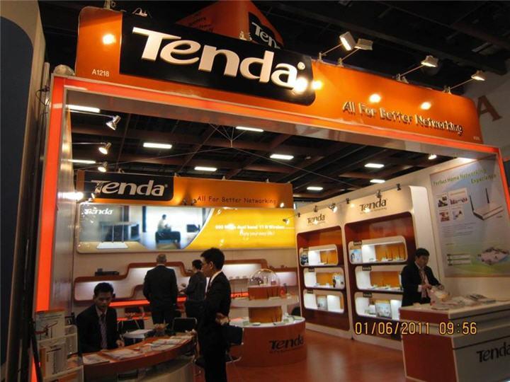 image001 TENDA ผลิตภัณฑ์ Network คุณภาพสูงระดับโลก  จัดแสดงผลิตภัณฑ์ Network Model ใหม่  รวมถึง Solution ที่น่าสนใจ ในงาน Computex Taipei 2011