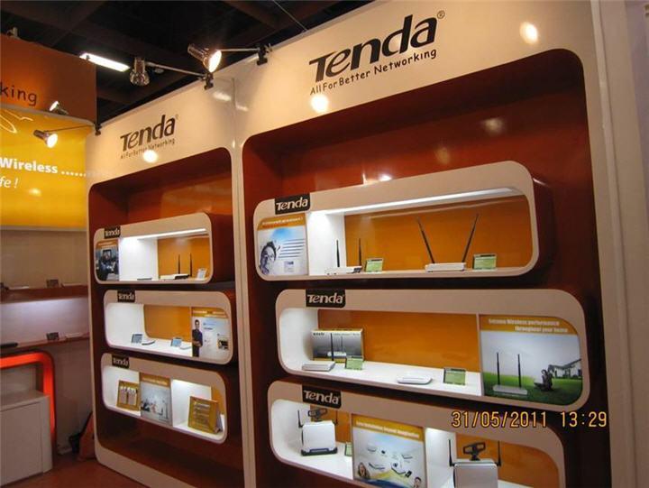 image002 TENDA ผลิตภัณฑ์ Network คุณภาพสูงระดับโลก  จัดแสดงผลิตภัณฑ์ Network Model ใหม่  รวมถึง Solution ที่น่าสนใจ ในงาน Computex Taipei 2011