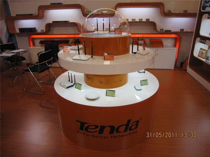image003 TENDA ผลิตภัณฑ์ Network คุณภาพสูงระดับโลก  จัดแสดงผลิตภัณฑ์ Network Model ใหม่  รวมถึง Solution ที่น่าสนใจ ในงาน Computex Taipei 2011