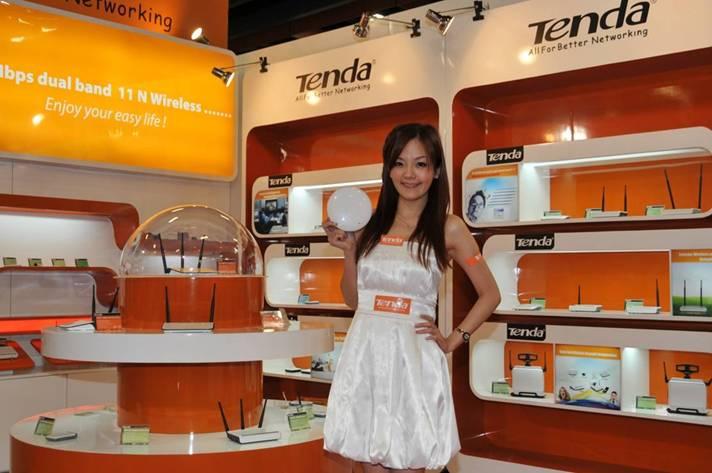 image006 TENDA ผลิตภัณฑ์ Network คุณภาพสูงระดับโลก  จัดแสดงผลิตภัณฑ์ Network Model ใหม่  รวมถึง Solution ที่น่าสนใจ ในงาน Computex Taipei 2011
