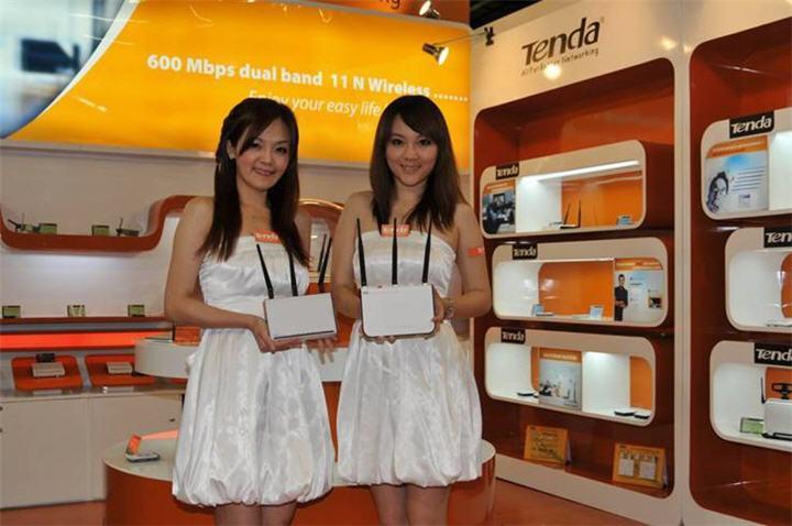 image007 TENDA ผลิตภัณฑ์ Network คุณภาพสูงระดับโลก  จัดแสดงผลิตภัณฑ์ Network Model ใหม่  รวมถึง Solution ที่น่าสนใจ ในงาน Computex Taipei 2011