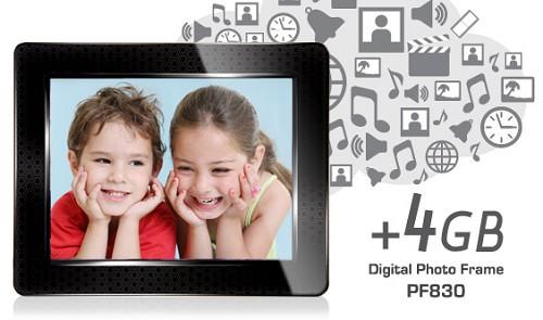 transcend pf830 4gb Transcend PF830 มาพร้อมหน่วยความจำภายใน 4GB