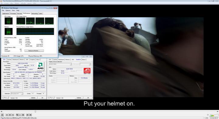 e0b8abe0b899e0b8b1e0b887 AMD Liano A8 3850APU on ASUS F1A75 M PRO Review