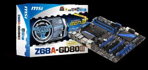 """1 300x143 MSI เปิดตัวเมนบอร์ดที่ใช้ PCI Express Gen. 3 ตัวแรกของโลก พร้อมทั้งอินเตอร์เฟสไบออสพิเศษ """"Click Bios II"""""""