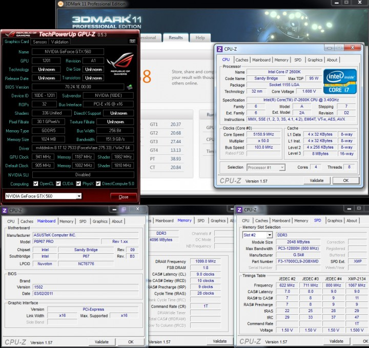 11oc 720x679 GALAXY GeForce GTX560 GC Version