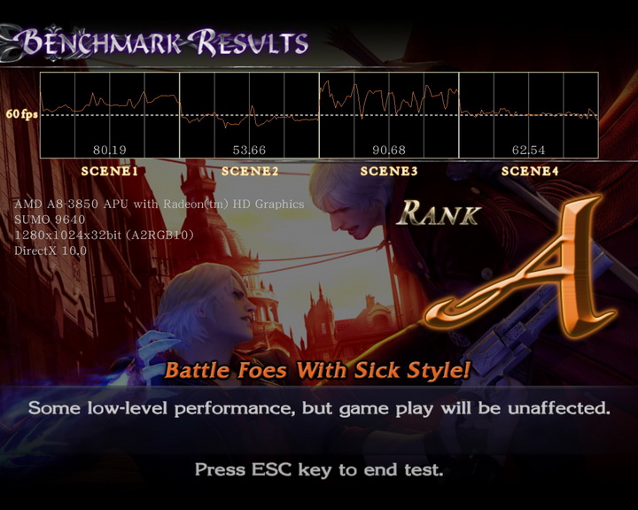 devilmaycry4 benchmark dx10 2011 07 03 21 29 55 01 AMD Liano A8 3850 APU Real Performance Tests Review