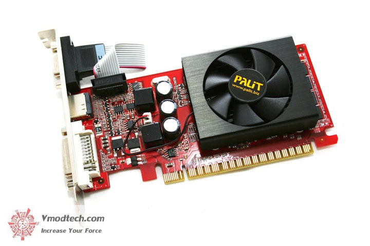mg 4202 PaLiT Geforce GT 520 1024MB DDR3 Review