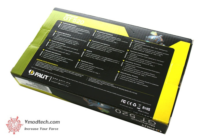 mg 4279 PaLiT Geforce GT 520 1024MB DDR3 Review