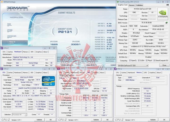 vantage PaLiT Geforce GT 520 1024MB DDR3 Review