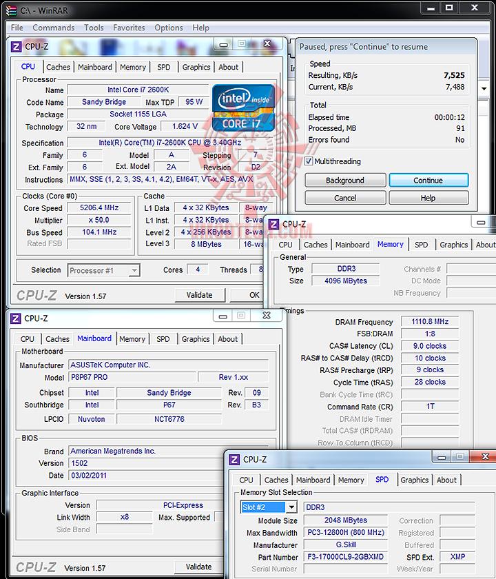 winrar OCZ RevoDrive 120GB
