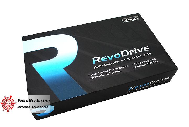 a OCZ RevoDrive 120GB
